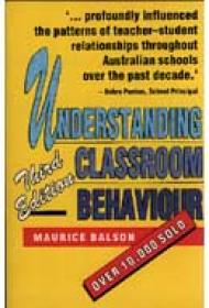 Understanding Classroom Behaviour