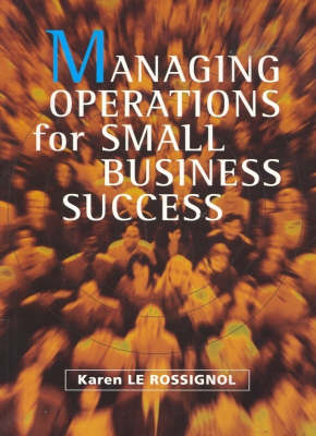 Managing Operations for Small Business Success