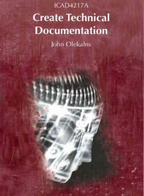 Create Technical Documentation