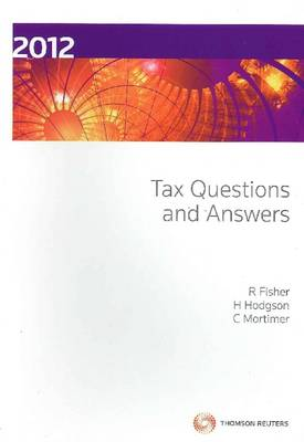 Tax Questions and Answers 2012