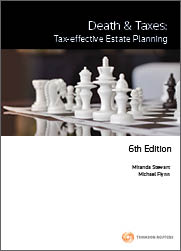 Death & Taxes:Tax-Effective Est Plan 6e