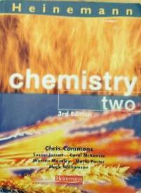 Chemistry Two 3ed