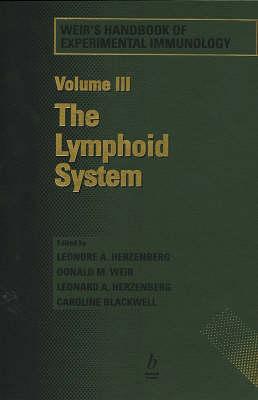 Weirs Handbook Of Experimental Immunology 5ed Vol 1