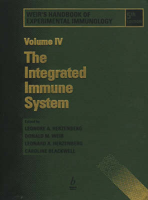 Weirs Handbook Of Experimental Immunology 5ed Vol 2