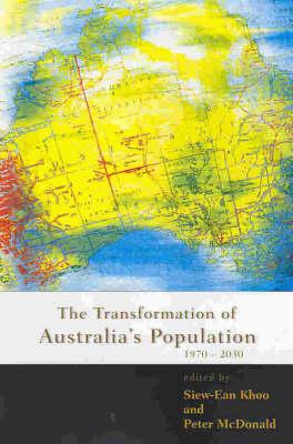 Transformation of Australia's Population, 1970-2030