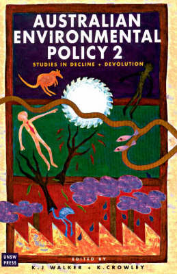Australian Environmental Policy 2: Contemporary Studies