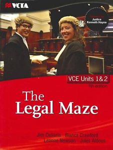 The Legal Maze: the Individual and the Law in Operation