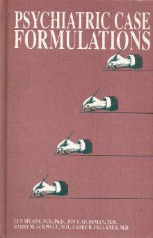 Psychiatric Case Formulations