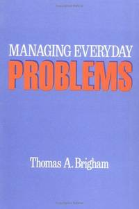 Self-management for Adolescents: A Skills Training Programme: v. 2: Managing Everyday Problems