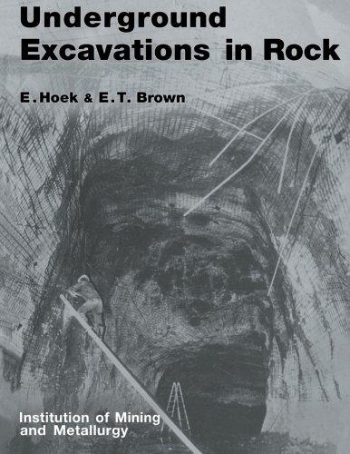 Underground Excavations in Rock