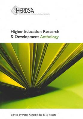 Higher Education Research and Development Anthology