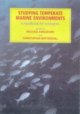Studying Temperate Marine Environments: A Handbook for Ecologists