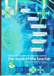 Principles of Teaching for Effective Learning: The Voice of the Teacher