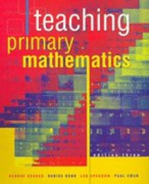 Teaching Primary Mathematics 3ed With Illustrated Maths   Dictionary Value Pge