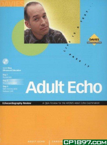 Adult Echocardiography