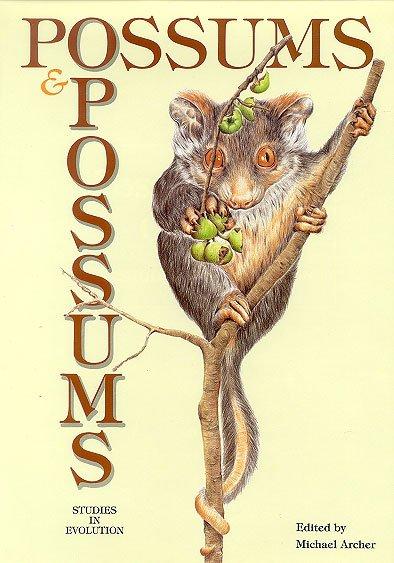 Possums and Opossums: Studies in Evolution: Studies in Evolution