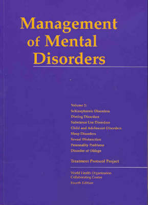 Management of Mental Disorders