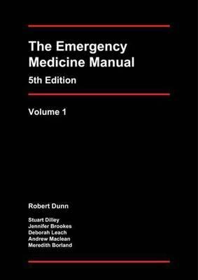 The Emergency Medicine Manual [ 2 Volumes ]