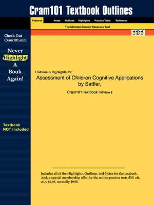 Assessment of Children: Cognitive Applications