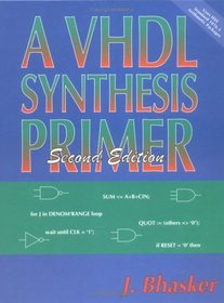 VHDL System Design with VHDL, A