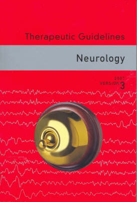 Therapeutic Guidelines: Neurology, Version 3