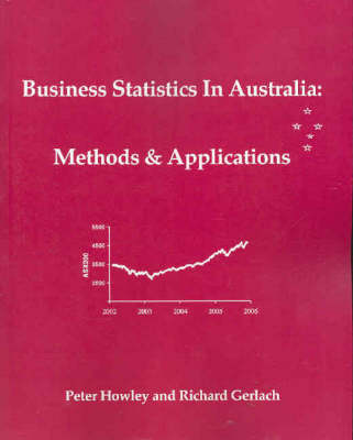 Business Statistics in Australia: Methods and Applications