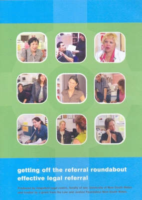 Getting Off the Referral Roundabout: Effective Legal Referral