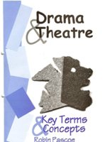 Drama & Theatre Terms & Concepts