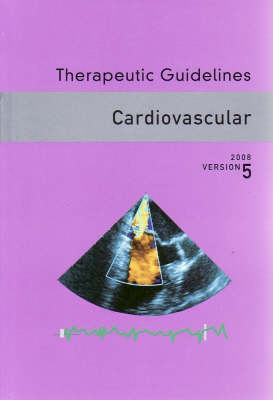 Therapeutic Guidelines - Cardiovascular Version 5