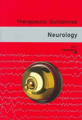 Therapeutic Guidelines Neurology Version 4