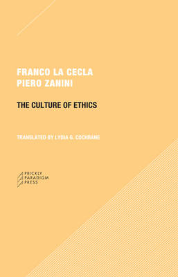 The Culture of Ethics