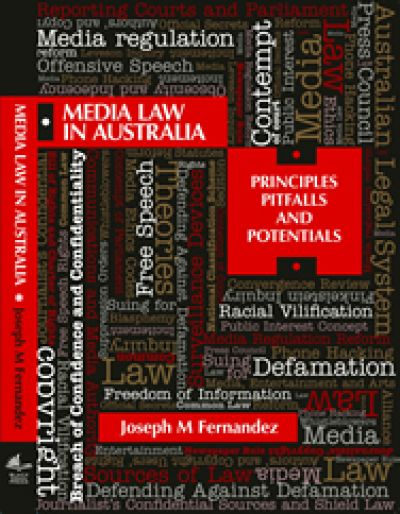 Media Law in Australia Principles Pitfalls & Potentials
