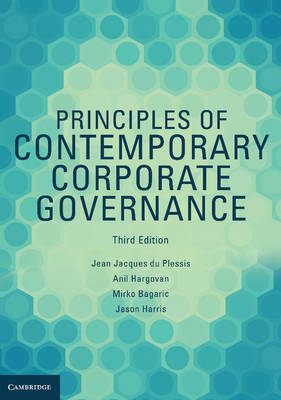 Principles of Contemporary Corporate Governance