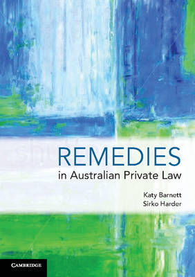 Remedies in Australian Private Law
