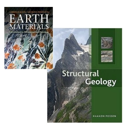 Earth Materials and Structural Geology Pack