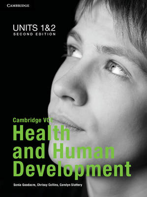 Cambridge VCE Health and Human Development Units 1 and 2 Pack: Units 1 and 2