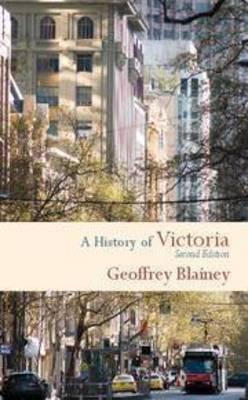 A History of Victoria