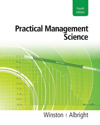 Practical Management Science (with Essential Textbook Resources Printed  Access Card)