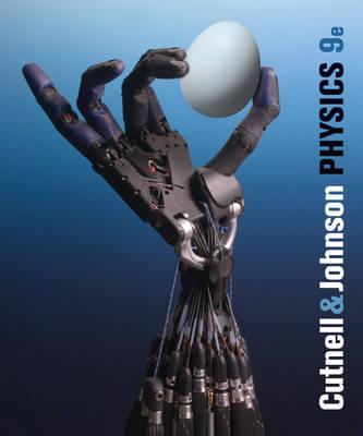 Physics 9th Edition + WileyPlus 4 Card