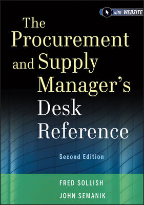 The Procurement and Supply Manager's Desk Reference: + Website
