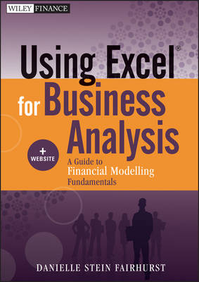 Using Excel for Business Analysis: A Guide to Financial Modelling Fundamentals + Website