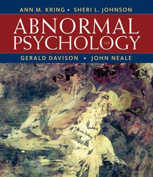 Abnormal Psychology 12E Binder Ready Version with WileyPlus