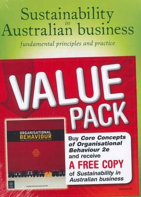 Organisational Behaviour Core Concepts + Sustainability Supplement