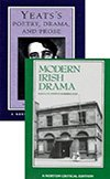 Yeat's Poetry & Prose Norton Critical Edition + Modern Irish Drama NCE 2E