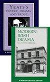 Yeat's Poetry & Prose Norton Critical Edition + Modern Irish Drama NCE 2E