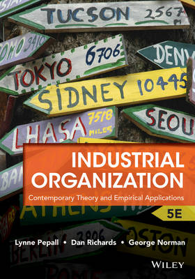 Industrial Organization: Contemporary Theory and Empirical Applications