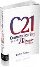 Communicating in the 21st Century 3E + Interactive Study + Communication Skills Handbook 3E Interactive Study Guides (ISG)