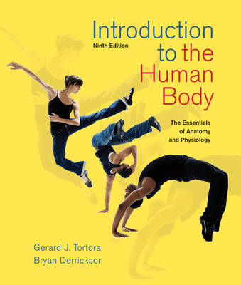 Introduction to the Human Body + WileyPlus Registration Card