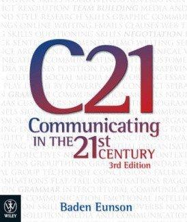 Communicating in 21st Century 3E Ebook Card Perpetual + Istudy Version 1 Usb + Communication Skills Handbook 3E