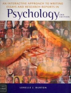 Psychology (Aus) Cyberpsych Multimedia Version 4.0